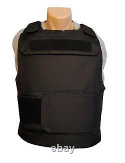 3xl / 4xl Level IIIA bullet proof vest 11x14 sapi/square big man armor IN STOCK