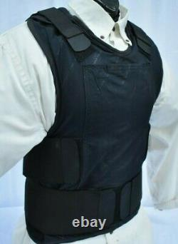 5X IIIA Lo Vis / Concealable Body Armor Carrier BulletProof Vest with Inserts