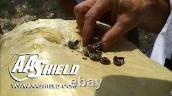 AA Shield Ballistic Briefcase Bulletproof Portfolio IIIA Body Armor Plates Bag