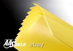 AA Shield Defender Bulletproof Soft Armor Panel Aramid Plate 3A&HG2 8x10 Pair