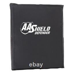 AA Shield Defender Bulletproof Soft Armor Plate Aramid Inserts 3A&HG2 11x14-T0