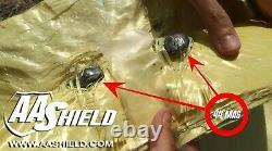 AA Shield Defender Bulletproof Soft Armor Plate Aramid NIJ IIIA&HG2 10x12-T1&6x6