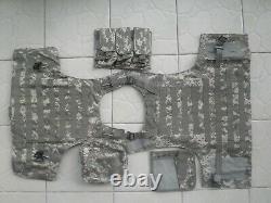 ACU colour tactical bullet proof vest IIIA SizeM