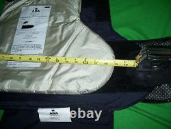 American Body Armor Bullet Proof Vest Level IIIA 1X-Short-VG Cond 2011+5X8 I-10
