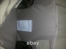 BAE safariland low-profie IIIA body armor plate carrier bulletproof vest LVAC L