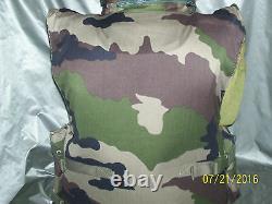 BLACKHAWK Body Armor Bullet Proof Vest. Level IIIA LARGE NEW OLD STOCK 2014