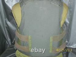 BLACKHAWK Body Armor Bullet Proof Vest. Level IIIA MEDIUM NEW OLD STOCK 2013 #7