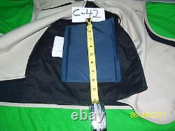 BLACKHAWK Body Armor Bullet Proof Vest. Level IIIA X Larg NEW OLD STOCK 2012+5X8