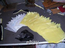 BULLETPROOF Block Spall 2Trauma Plate Level IIIA 8X10 Body Armor Vest 2 Plates
