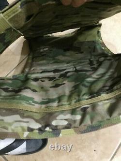 Blackhawk tactical IIIA body armor plate carrier bulletproof vest SMALL