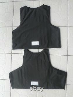 Body Armor ACU tactical bullet proof vest IIIA NIJ0101.06 Size L, XL