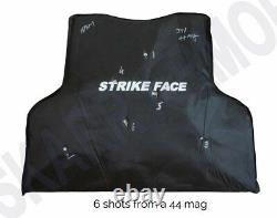 Brand New Concealable Bulletproof Vest Stabproof Body Armor NIJ 3A Medium