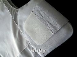 Brand New Concealable Bulletproof Vest Stabproof Body Armor NIJ 3A XL