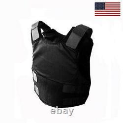 Brand new Concealable with Kevlar Bulletproof Vest Body Armor NIJ IIIA XSmall