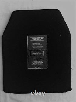 Bullet Proof DuPont Kevlar Vest Armor Panel NIJ IIIA 10 x 12 FREE SHIPPING