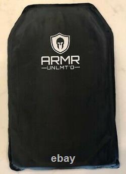 Bulletproof Backpack Lightweight with 10 x 16 panel Insert NIJ LEVEL IIIa