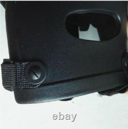 Bulletproof Face Shield Aramid Core Lvl IIIA Self Defense Ballistic Visor Mask