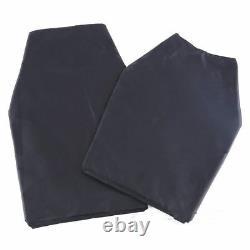 Bulletproof T-shirt Vest Ultra Thin Undershirt Covert Body Armor NIJ IIIA AAA