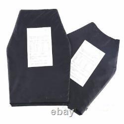Bulletproof T-shirt Vest Ultra Thin made with Kevlar Body Armor NIJ IIIA