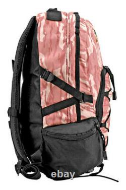 Bulletproof backpack 17 tall backpack + ballistic panel lvl II Mossy Oak light
