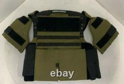 Central Lake Armor Express Level IIIA MED Body Armor Bulletproof/Resistance VEST