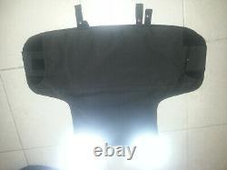 First Responders Hi visibility bulletproof vest body armor lvl II vest M RANDOM