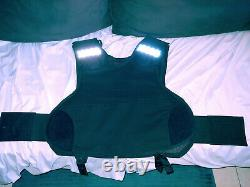 First Responders SPECIAL HI-VIZ body armor bulletproof vest lvl II. Small