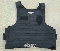 Gator Hawk / GH Body Armor Level IIIA Bullet Proof Vest 19x13 / 23x15 X-LARGE