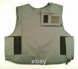 Genuine Serbian Police Bulletproof Cevlar Body Armor Protective Vest with Plates