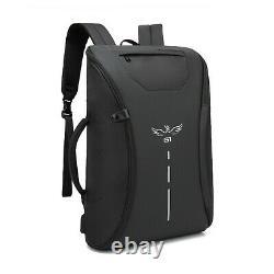 Guardian 1 (NIJ III) Bulletproof Functional Lifestyle Backpack. Convertible