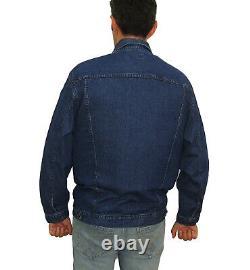 Israeli Ballistic Jeans Jacket Vest Personal Body Armor III-A(3A) Bulletproof