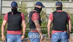 Kora Mk 1 Sn Body Armor Bulletproof Vest Hidden (russian Fsb / Mvd)