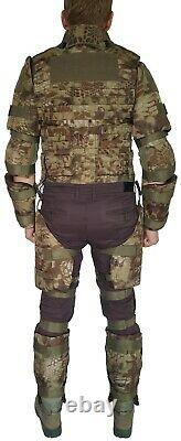 Kryptek set Body Armor Gear Protection bulletproof Tactical vest, pads