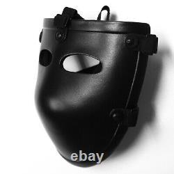 Level IIIA Ballistic Face Mask, Bulletproof Shield 1.1lbs