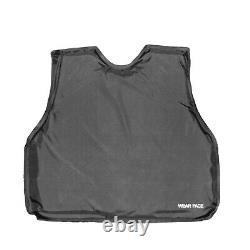 Level IIIA Body Armor Bullet Proof Vest made with Kevlar 5.5lbs & test video
