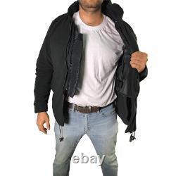 MASADA Ballistics Bulletproof Fleece Jacket Level IIIA Protection Vest