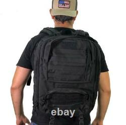 Masada Tactical Bulletproof Backpack Full Body Armor / Bulletproof Vest (IIIA)