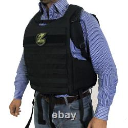 Masada Valkyrie Bulletproof Backpack Full Body Armor / Bulletproof Vest (IIIA)