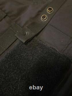 Molle Tactical Black Hawk Body Armour Stab Vest Bullet Proof Grade B