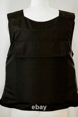 NIJ IIIA Bulletproof Vest Tested and Affordable