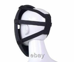 NIJ IIIA Full Ballistic Visor UHMWPE Face Mask Bulletproof Full Face Shield