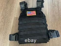 NIJ-III Bullet Proof Vest/Body Armor