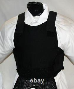 New Small Carrier IIIA Concealable Body Armor BulletProof Vest
