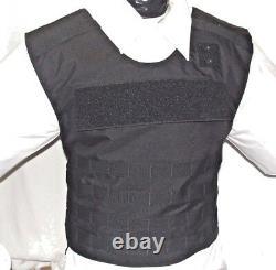 New XXXL Tactical Plate Carrier IIIA Body Armor BulletProof Vest