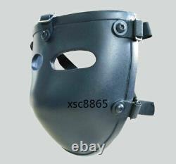 New type bullet proof mask aramid bullet proof core IIIA self defense