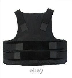 ORIONTEC UHMWPE Bullet Proof Vest VIP Personal Protection Level NIJ-IIIA VIDEO
