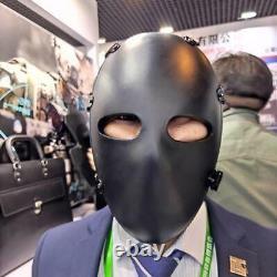 PE Ballistic Bullet Proof Face Mask Body Armor NIJ Level IIIA 3Aface Mask