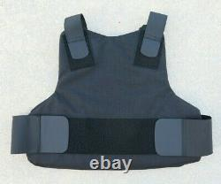 Point Blank Level IIIA Body Armor Bullet Proof Vest 20x15 / 20x18 Large Long