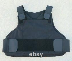 Point Blank Level IIIA Body Armor Bullet Proof Vest 22x13 / 22x16 X-Large