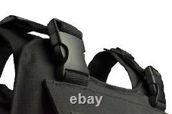 Premium Quality ISRAELI Bulletproof Body Armor Molle Tactical Vest LEVEL IIIA